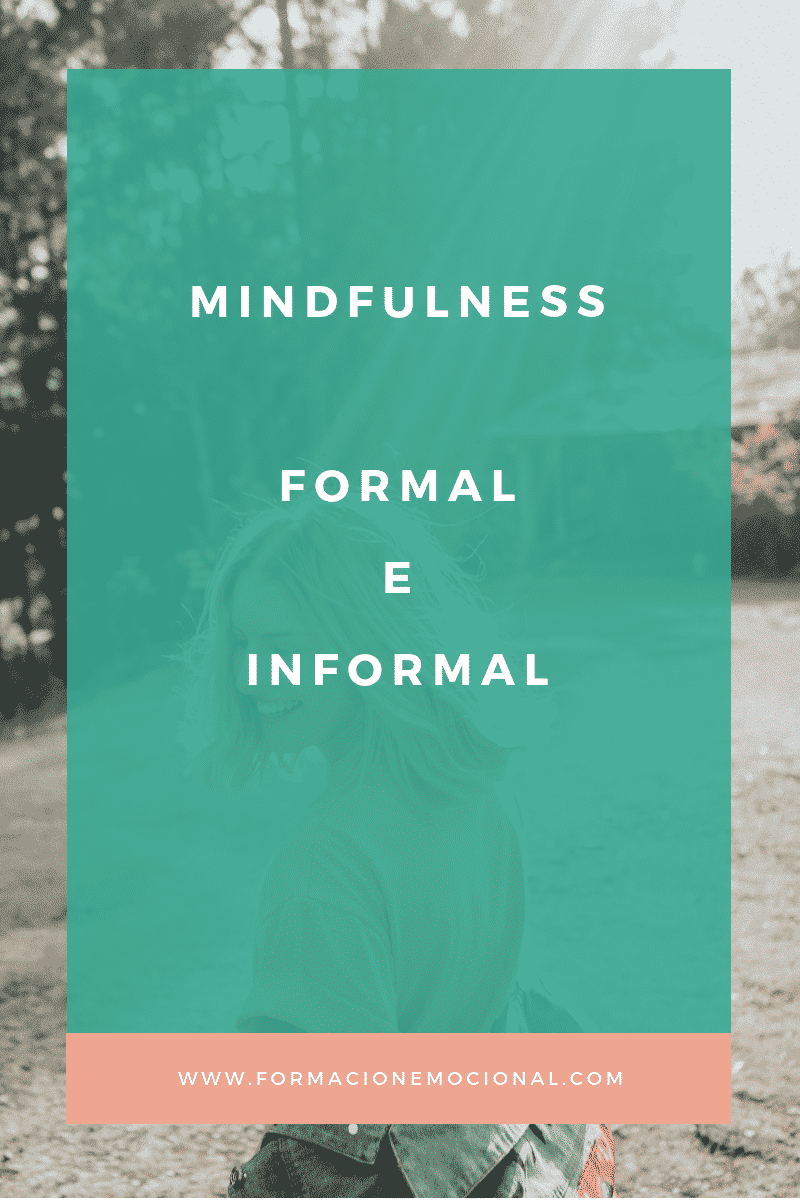 Mindfulness Formal