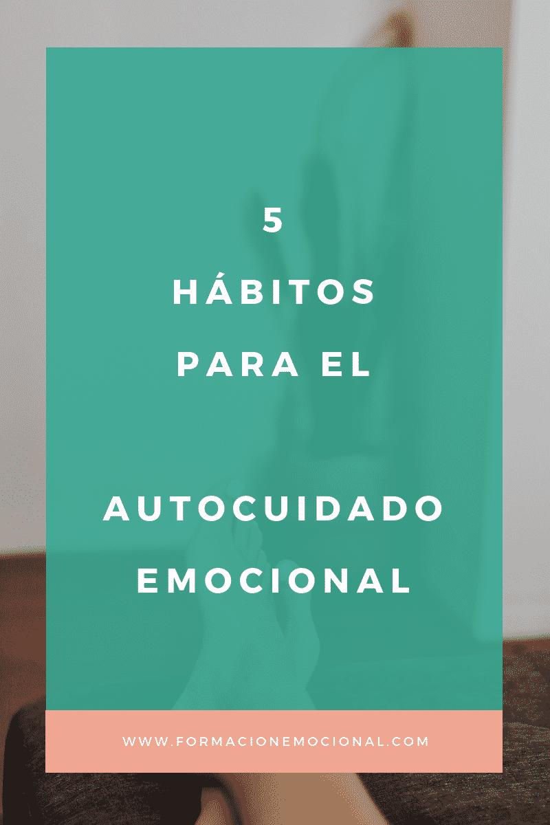 Autocuidado Emocional